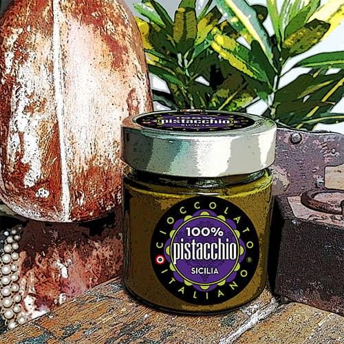 Crema Pistacchio 100%